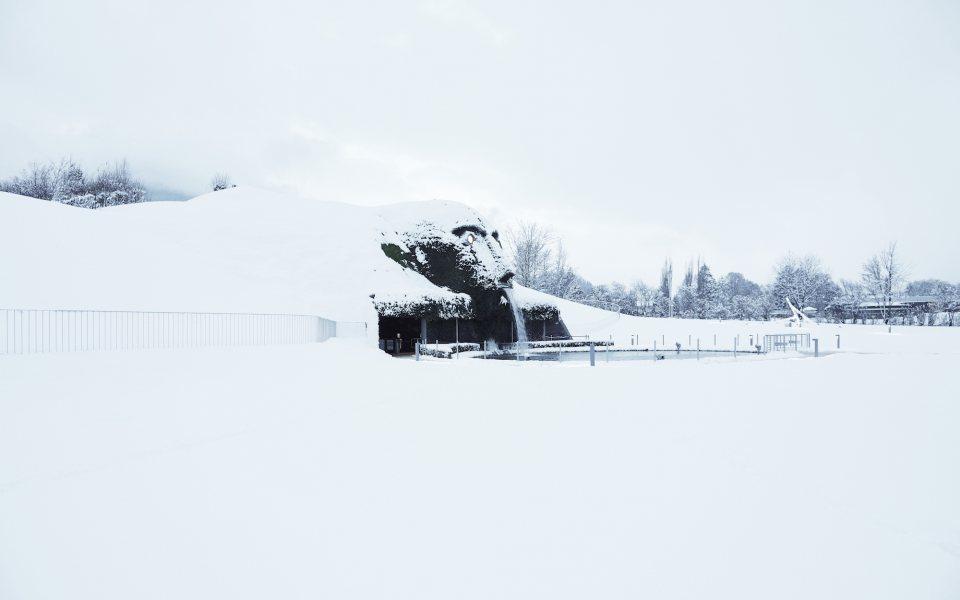 Swarovski Kristallwelten Riese Winter © David Schreyer