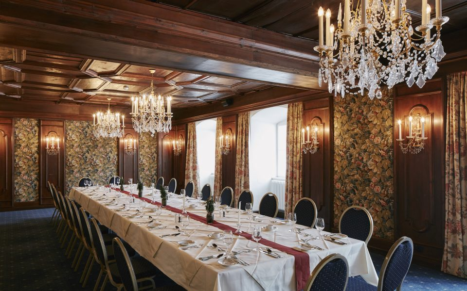 Austria Trend Hotel Schloss Lebenberg Restaurant © David Schreyer