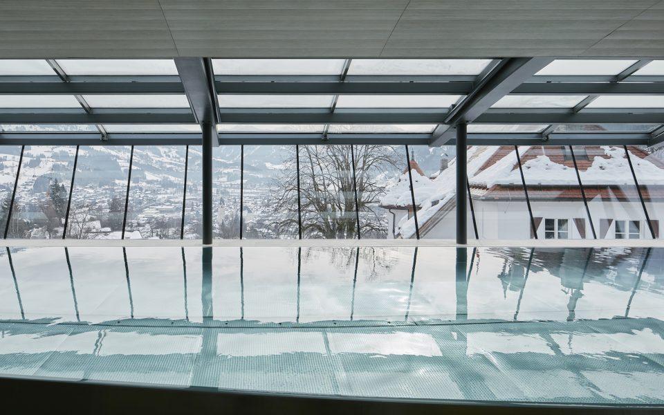 Austria Trend Hotel Schloss Lebenberg Pool © David Schreyer
