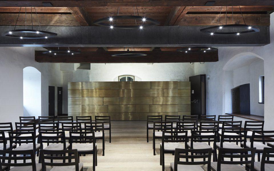 SALZRAUM.Hall livelocations © David Schreyer