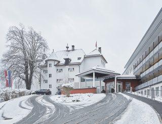 Austria Trend Hotel Schloss Lebenberg Außenansicht © David Schreyer