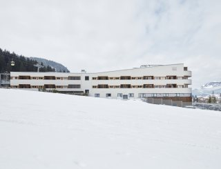 Austria Trend Resort Fieberbrunn Außenansicht Winter © David Schreyer
