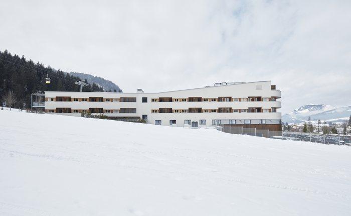 Austria Trend Resort Fieberbrunn Außenansicht Winter © David Schreyer
