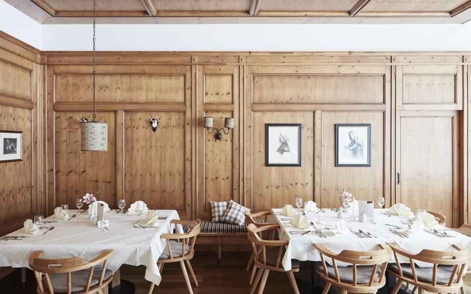 Austria Trend Resort Fieberbrunn Restaurant © David Schreyer