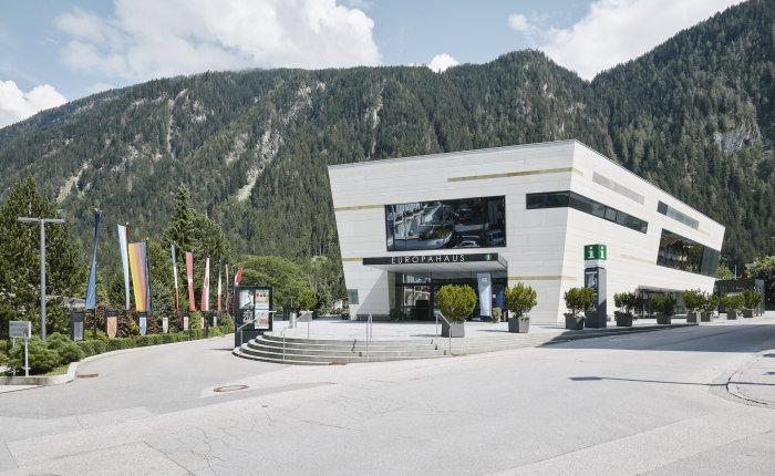 Europahaus Mayrhofen © David Schreyer