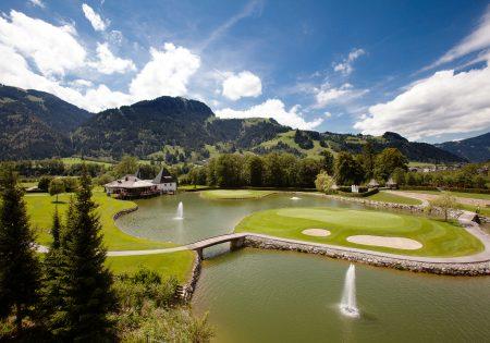 Golfplatz - A-ROSA Kitzbühel