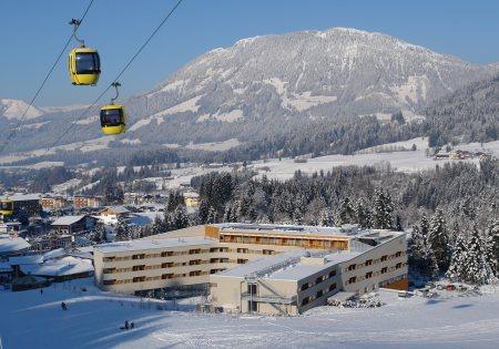 Außenansicht - ATH Alpine Resort Fieberbrunn
