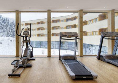 Fitnessraum - ATH Alpine Resort Fieberbrunn