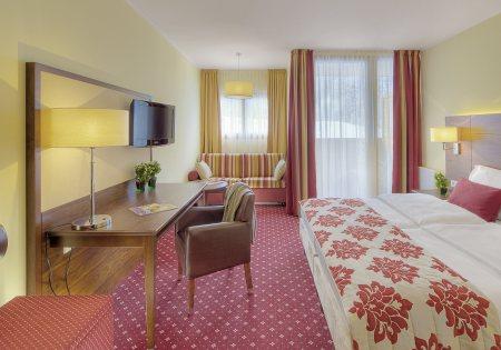 Standard Doppelzimmer - ATH Alpine Resort Fieberbrunn