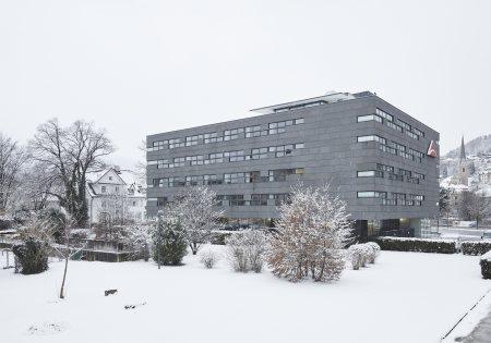 Außenansicht Winter - ATH Congress Innsbruck © David Schreyer