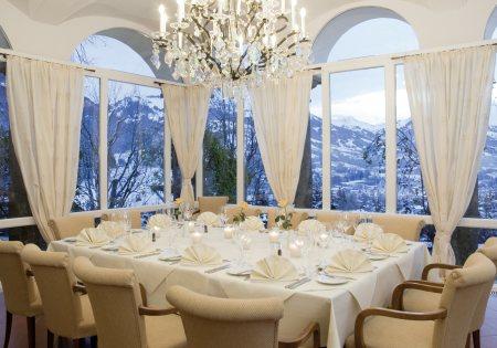 Wintergarten - Austria Trend Schloss Lebenberg