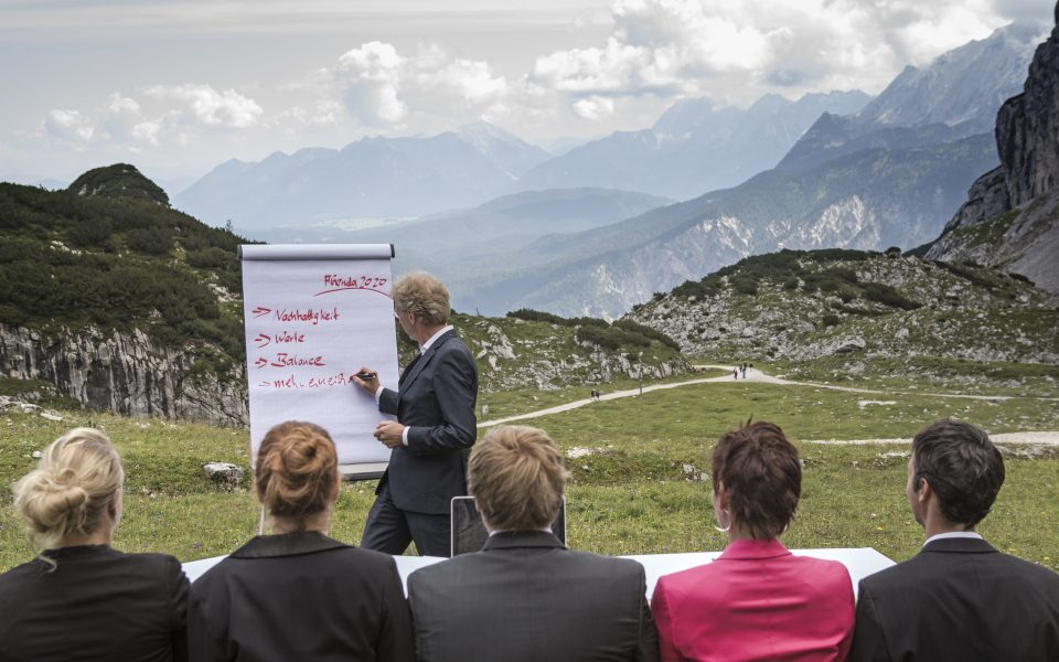 Bergseminar - Alpin Convention
