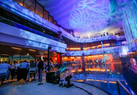Event im Aqua Dome Therme Längenfeld
