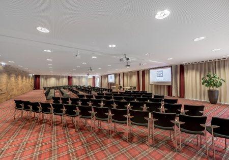 Seminarbereich Aqua Dome Therme Längenfeld