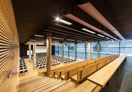 SOWI Aula © Universität Innsbruck