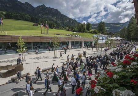 Congress Centrum Alpbach Congress © Senfter