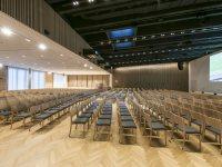 Herz Kremenak Saal - Congress Centrum Alpbach Congress © Senfter