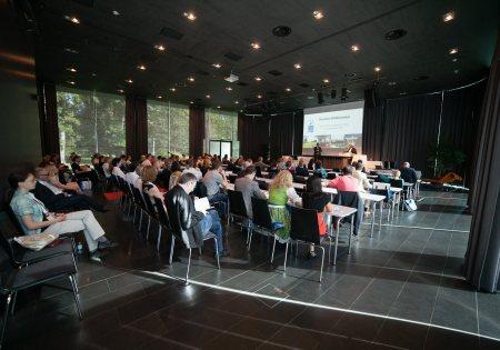 Congress Messe Innsbruck- congresspark Igls - Saal Panorama