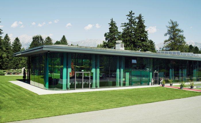 Congress Messe Innsbruck - congresspark igls
