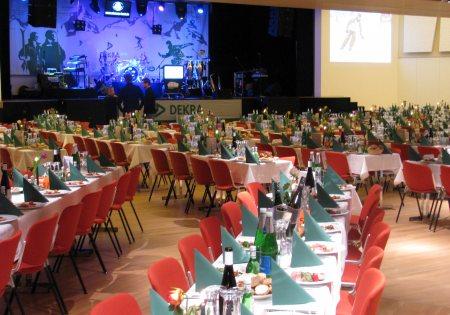 Saal Europa Gala-Tafel - Congress Zillertal