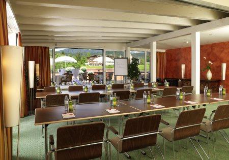Seminarraum Seefelderspitz - Das Hotel Eden
