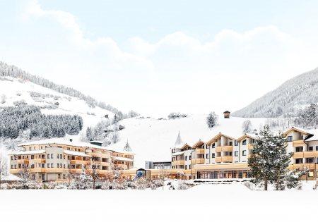 Winter - Dolomiten Residenz Sporthotel Sillian