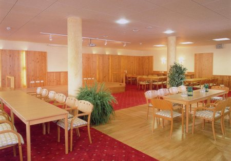 Tagungsraum - Dolomiten Residenz Sporthotel Sillian