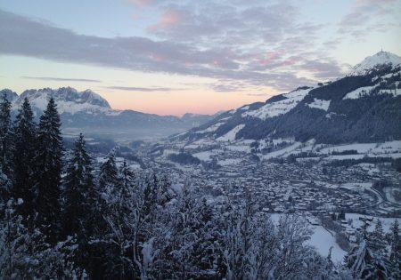 Winter - Einsiedelei Kitzbühel
