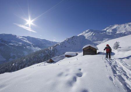 Schneeschuhtour zum Gamsstein - Erste Ferienregion im Zillertal