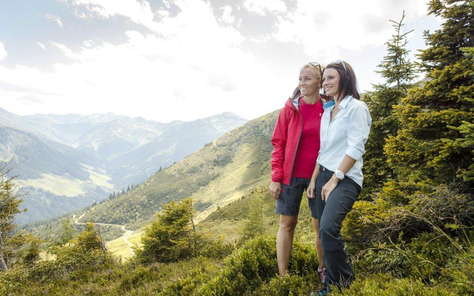 Wandern im Zillertal - Erste Ferienregion im Zillertal © Marco Rossi