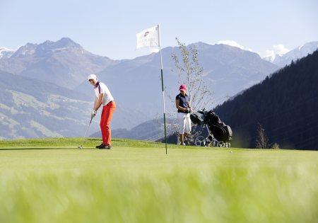Golfplatz Zillertal - Erste Ferienregion im Zillertal © Blickfang Photographie