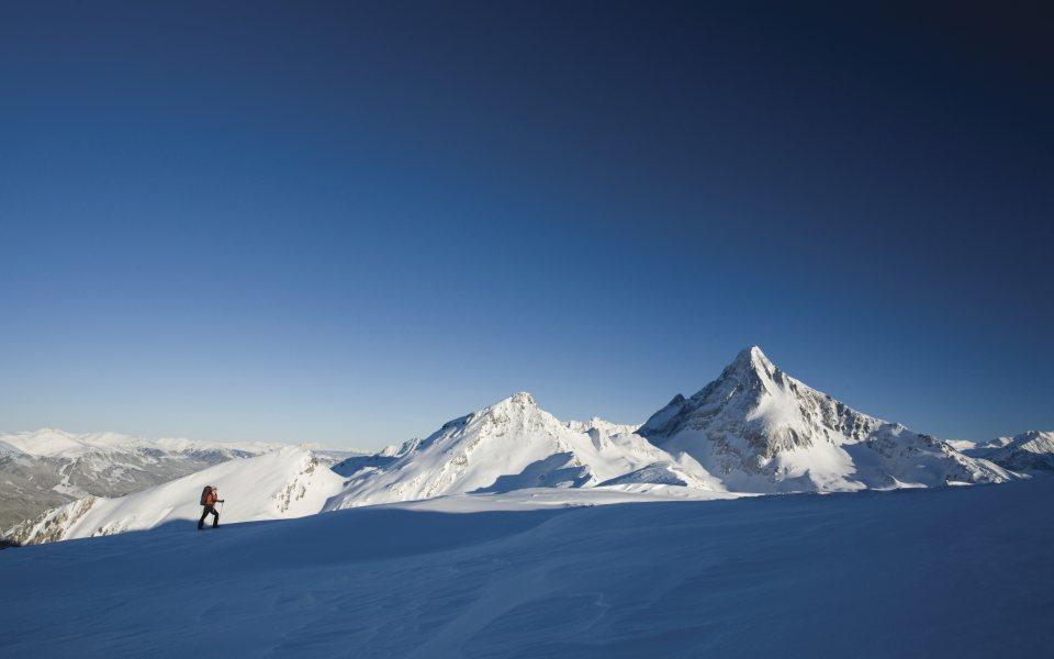 Gipfelgrat des Geiskopf - Erste Ferienregion im Zillertal