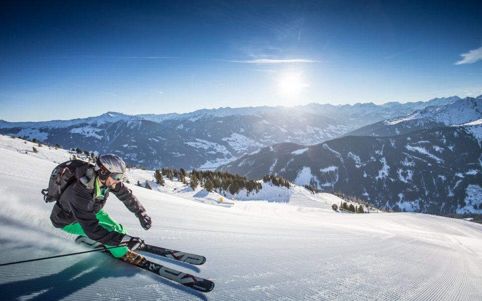 Skifahren am Spieljoch - Erste Ferienregion im Zillertal © Andi Frank