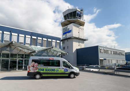 Flughafen Innsbruck - Four Seasons Travel Transfer Service