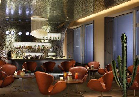 Grand Hotel Europa Lobby