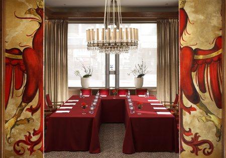 Theresiensalon Grand Hotel Europa