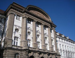 Universität Innsbruck Hauptgebäude © Univerität Innsbruck