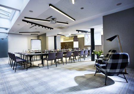 Seminarraum der Graf Andechs - Hotel Innsbruck Boutique Convention