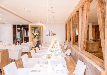 Restaurant - Hotel Kitzhof © de Francesco