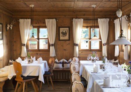 Lärchenstüberl Restaurant - Hotel Lärchenhof