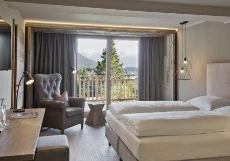 Juniorsuite Bergblick - Hotel Lärchenhof