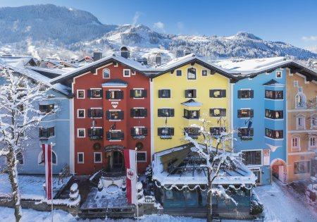 Außenansicht - Hotel zur Tenne © multivisualart