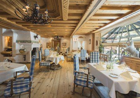 Restaurant Kaminstube - Hotel zur Tenne © multivisualart