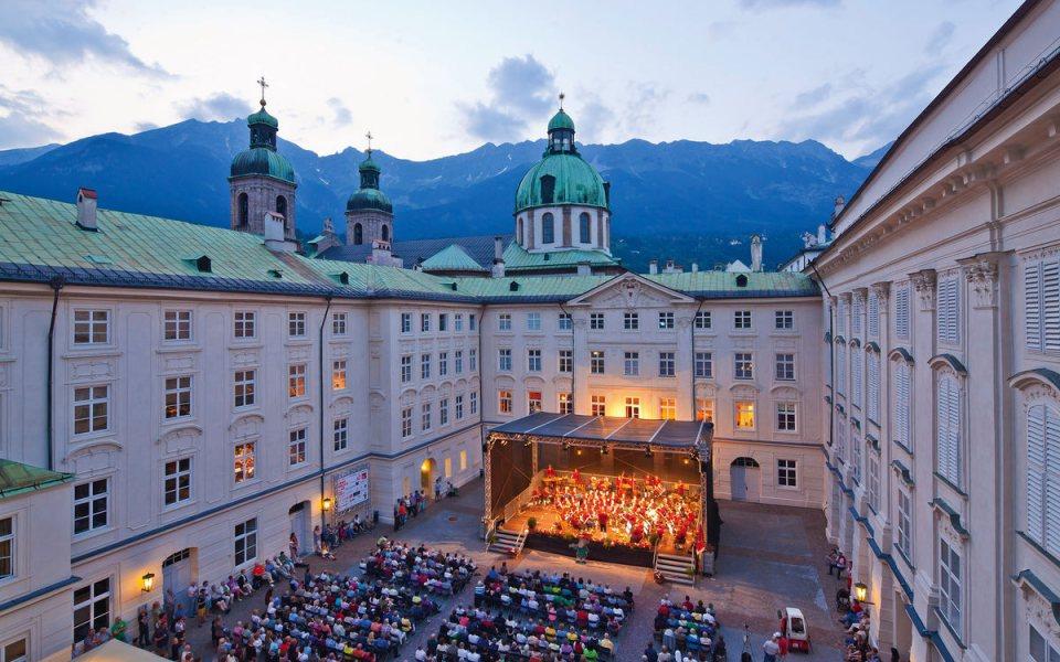 Innsbruck Tourismus - Hofkirchenkonzert