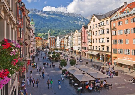 Innsbruck Tourismus - Maria-Theresien-Straße