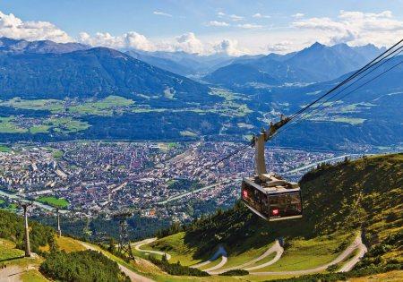 Innsbruck Tourismus - Nordkettenbahn