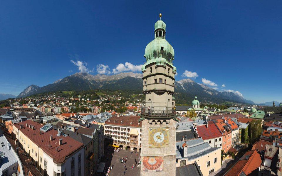 Innsbruck Tourismus - Stadtturm