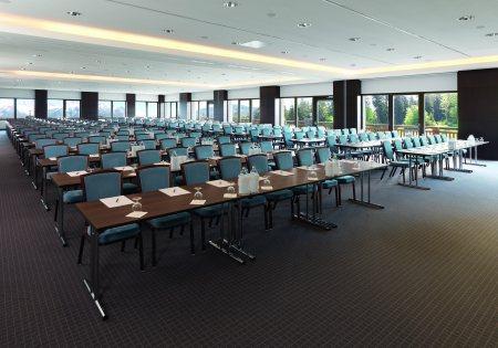 Saal Innsbruck- Interalpen-Hotel Tyrol