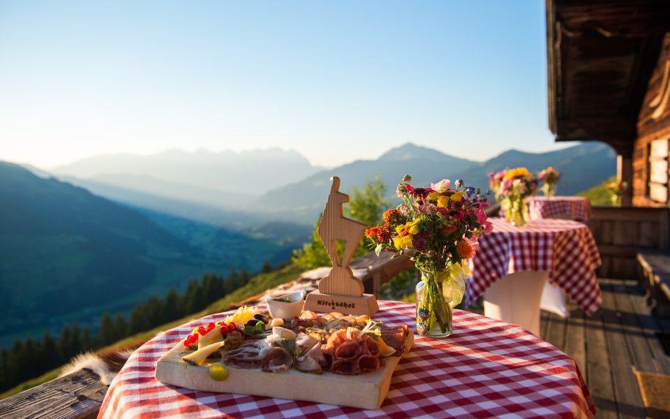 Bergfrühstück - Kitzbühel - © Michael Werlberger
