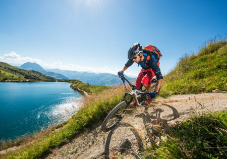 Mountainbiker - Kitzbühel - © Michael Werlberger